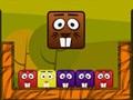 Beaver Blocks online hra