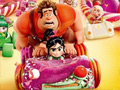 Wreck It Ralph : Sugar Rush online hra