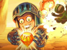 Cursed Treasure 2 online game