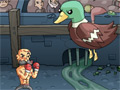 Super Duck Punch online hra