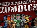 Mercenaries VS Zombies online hra