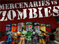 Mercenaries VS Zombies online hra