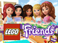 Lego Friends: Pool Party online game