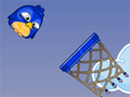 Basketbird online game