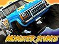 Monster Stunts online game