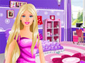 Decorate Barbies Bedroom online hra