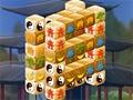 Mahjong 3D online hra