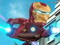 Lego Iron Man oнлайн-игра
