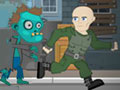Zombie Flood online hra