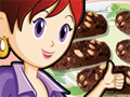 Biscotti: Sara's Cooking Class online hra