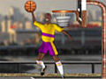 Street hoops online game