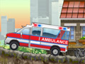 Ambulance Truck Driver 2 online game