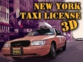 New York Taxi License 3D online hra