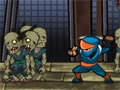 Ninja vs Zombies 2 juego en línea