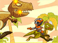 Run Raptor Rider online game