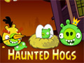 Angry Birds Haunted Hogs online hra
