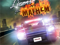 License For Mayhem online game