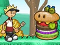 Papa Louie 2: When Burgers Attack online hra