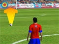 Free Kicks Striker online hra