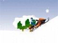 Snowmobile Stunt online game