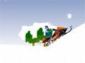 Snowmobile Stunt online hra