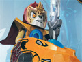 Lego: Legends Of Chima Speedorz online hra