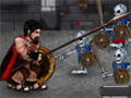 Spartans Vs Zombies Defense online game