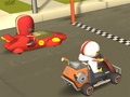 Kick Buttowski: Kart Course Challenge online hra