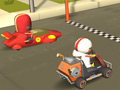 Kick Buttowski: Kart Course Challenge online game