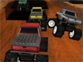 Monster Trucker 3D online hra