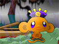 Monkey Go Happy : The Castle online game