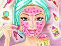 Barbie Real Makeover online hra