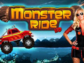 Monster Ride online hra