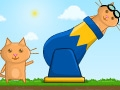 Cat Astronauts online game