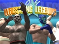 Wrestling Legends online hra