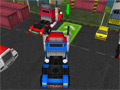 18 Wheeler 3D online game