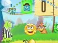 Dino Basketball online hra