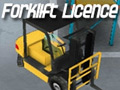 Forklift License online game