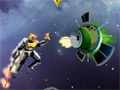 Power Rangers Megaforce: Robo Knight Flight Fight online hra