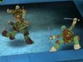 TMNT: Turtle Tactics 3D online hra
