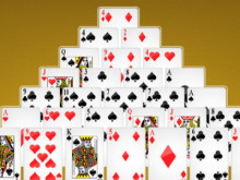 Pyramid Solitaire online game