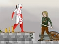 Ninjas Vengeance online hra
