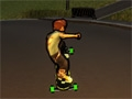 Mad Freeboarding online game