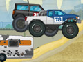 Grand Truckismo online hra