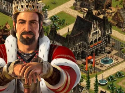 Forge of Empires online hra