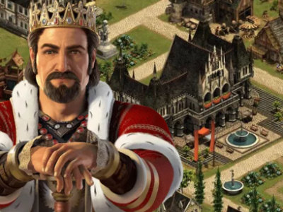 Forge of Empires online game