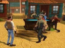 Saloon Brawl 2 online hra