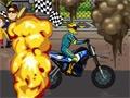 Moto X Dare Devil online hra