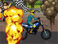 Moto X Dare Devil online game