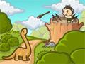 Dino Assault online hra